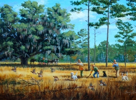 Low Country Quail Hunt